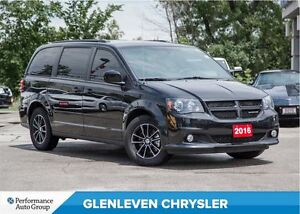 2016 Dodge Grand Caravan Just Arrived...R/T | NAV | LEATHER | PW