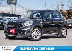 2015 MINI Cooper Countryman S | AWD | PANO ROOF