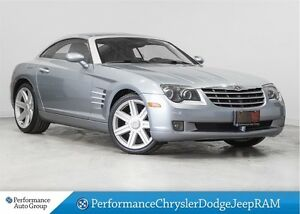 2004 Chrysler Crossfire Coupe * Leather * Premium Stereo