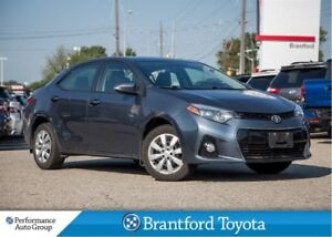 2015 Toyota Corolla S, Manual, Back Up Camera, Heated Seats