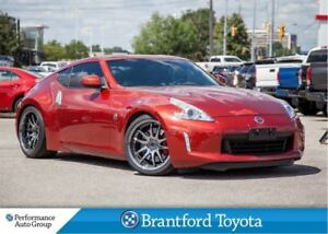 2013 Nissan 370Z Navigation, Only 67577 Km's, Chrome Wheels