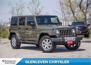 2015 Jeep WRANGLER UNLIMITED Pending Sold...Sahara | LEATHER |