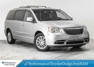 2016 Chrysler Town & Country Touring-L * Dual DVD/Blu Ray * Blue