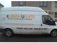 Rubbish Uplifts Cheaper Than A Skip