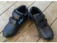 Boys school shoes size 4