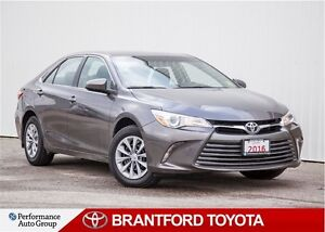 2016 Toyota Camry LE, Safety and E-Tested, Back Up Camera,