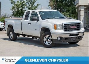 2013 GMC SIERRA 2500HD Work Truck | NEW TIRES! | 4X4 | 8' BOX