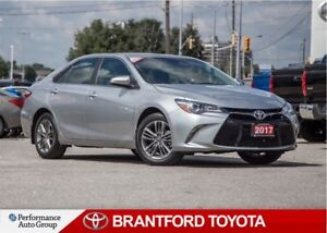2017 Toyota Camry SE, Under 22, 000 Km's!, Sport, Alloy Wheels