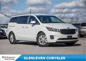 2017 Kia Sedona LX+ | PWR SLIDING DOORS | BU CAMERA | BLUETOOTH