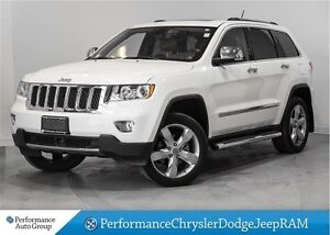 2012 Jeep Grand Cherokee Overland * Adaptive Cruise * Air Suspen