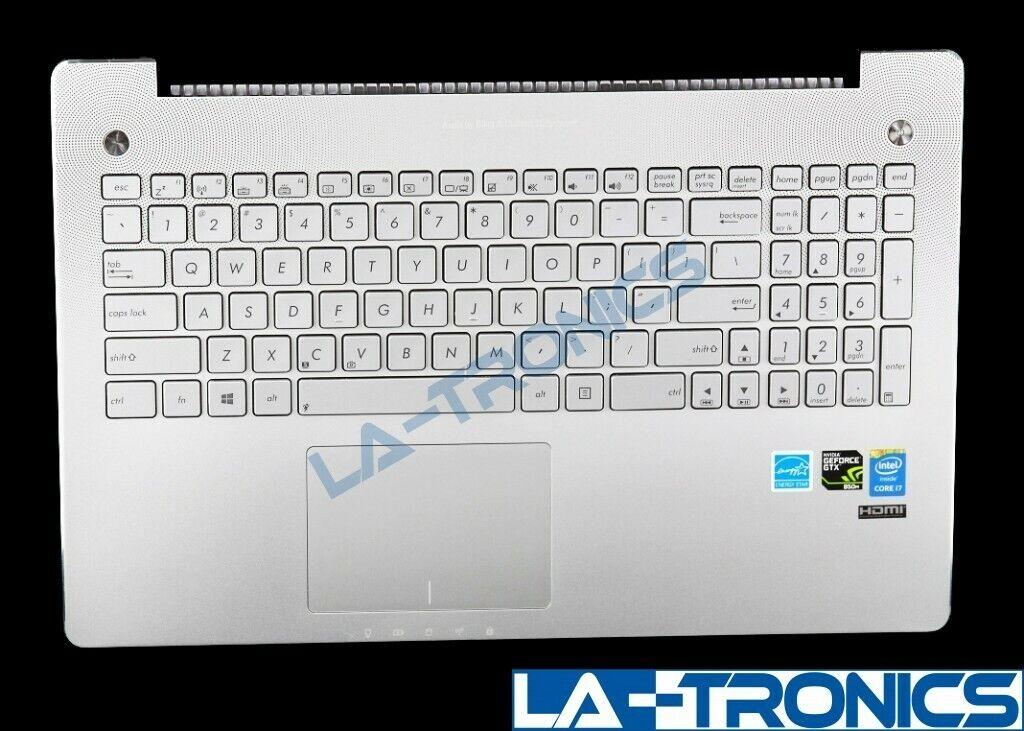 ASUS N550JK Palmrest Assembly Keyboard Touchpad 13n0-p9a0251 13NB00K1AM0251