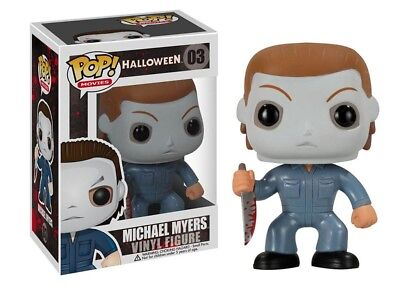 Halloween Michael Myers Movies (FUNKO POP! MOVIES: HALLOWEEN - MICHAEL MYERS 03 VINYL)