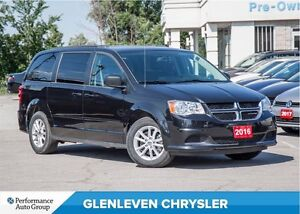2016 Dodge Grand Caravan SXT | DVD | BU CAMERA | BLUETOOTH