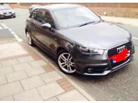 Audi a1 tfsi s line low mileage