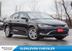 2015 Chrysler 200 Limited | BU CAMERA | REMOTE STARTER | BLUETOO