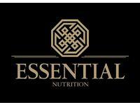 Retails Sales Promoter for Nutrition Brand