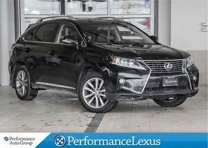 2015 Lexus RX 350 6A ONE OWNER TOURING PKG !