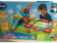 Toot toot drivers airport unopened