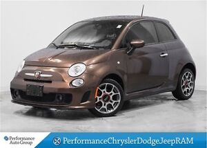 2013 Fiat 500 Sport * HTD Seats * EXT Warranty