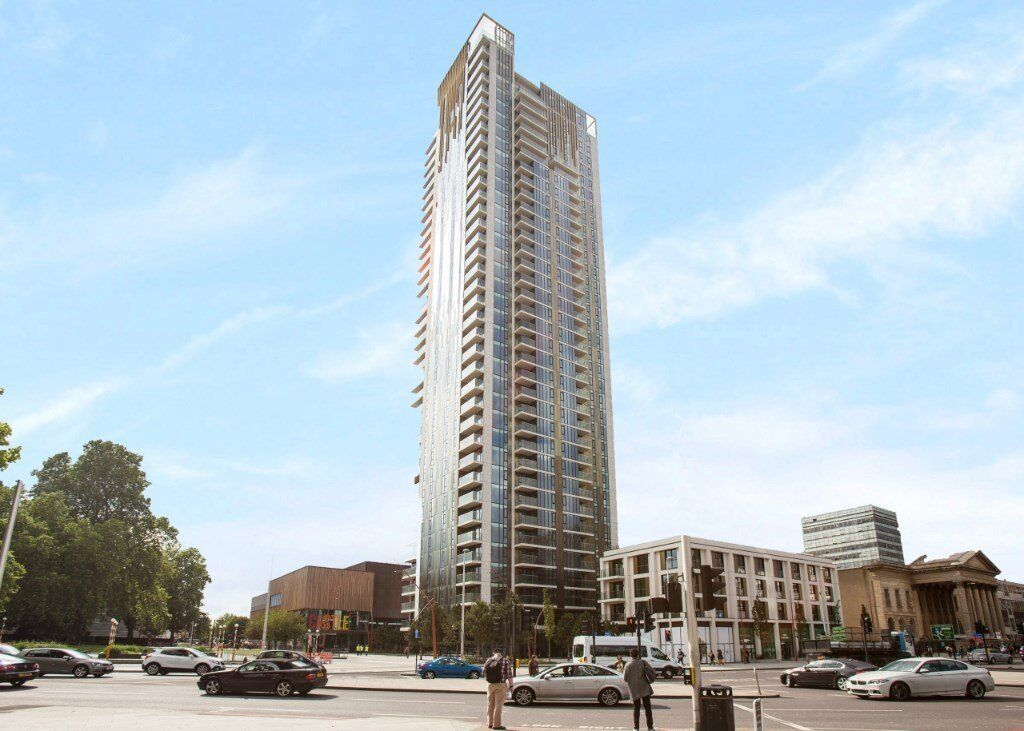 BRAND NEW LUXURY 2 BED 2 BATH - 25TH FLOOR - ONE THE ELEPHANT / THE TOWER SE1 - ELEPHANT & CASTLE
