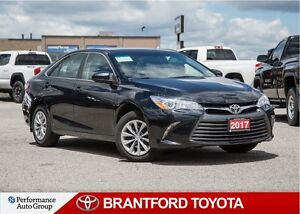2017 Toyota Camry LE, Black, Caproof Clean, Back up Camera