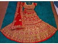 Asian wedding Lehnga