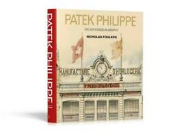 Patek philippe and watch book
