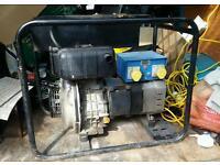 Diesel generator 110