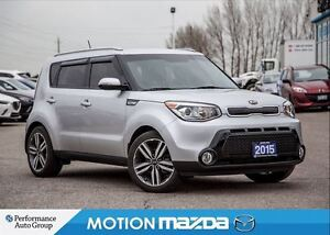 2015 Kia Soul SX Leather+ Winter Tire Pkg