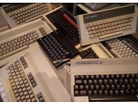 Retro & Vintage Computers, Consoles and Games wanted. Passionate collector. Nintendo, Sega Commodore