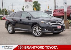 2015 Toyota Venza Limited, AWD, Off Lease, Navigation, Memory Se