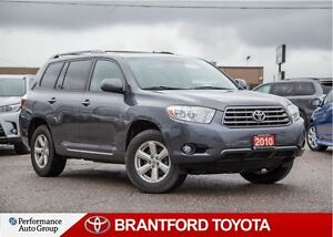 2010 Toyota Highlander Sold..... Pending Delivery