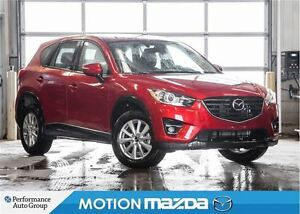 2016 Mazda CX-5 GS LUX Leather Roof Navi