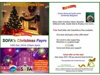 loughborough christmas fayre at SOFA