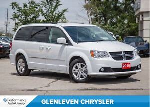 2016 Dodge Grand Caravan Just Arrived..Crew+ | LEATHER | PWR DOO