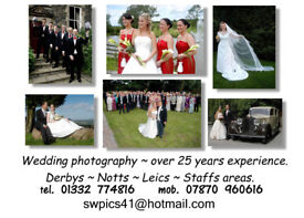 Photographer over 25 years experience.