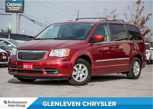 2012 Chrysler Town & Country Touring | STO 'N GO | POWER SLIDING