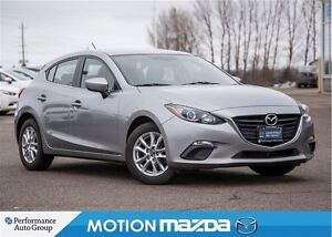 2014 Mazda MAZDA3 SPORT GS Winter Tire Pkg Heated Seats