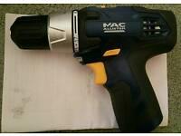 Cordless screwdriver / drill driver (New)