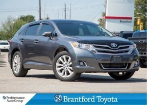 2015 Toyota Venza XLE, FWD, Leather, Sunroof, Navigation