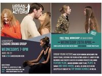 Free Acting Workshop for 16-21s in Leicester