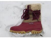 Start- right Kids Raw Terrain boots size UK 2