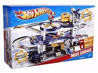 Hot Wheels Mega Garage, new condition.