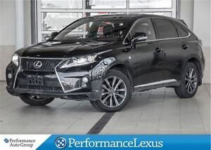 2014 Lexus RX 350 F-Sport FULLY LOADED!
