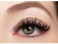 Eyelash extensions in central London