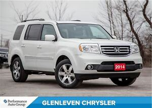 2014 Honda Pilot Touring | NAV | DVD | LEATHER | BACK UP CAMERA