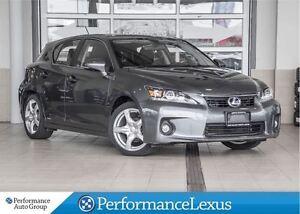 2013 Lexus CT 200h ONE OWNER !!