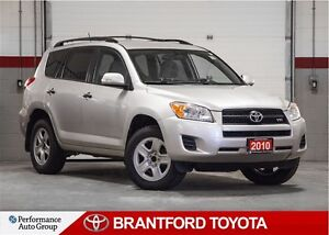 2010 Toyota RAV4 Certified and E-tested, 4x4, Automatic,