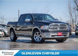 2011 Ram 1500 Pending Sold...Laramie | NAV | ROOF | LEATHER | TO