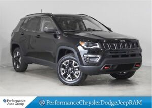 2017 Jeep Compass Trailhawk * Pano Roof * Nav * 4x4 * Beats Audi